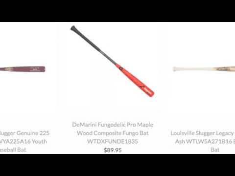 Cheap Wood Baseball Bats   Baseball Bargains
