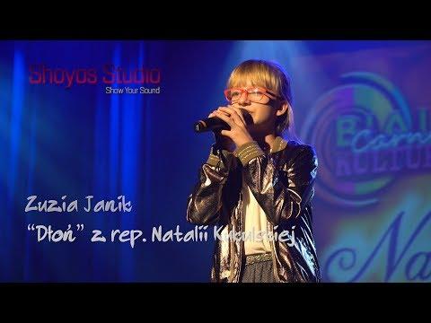 Zuzia Janik live 2018 'Dłoń' z rep. Natalii Kukulskiej