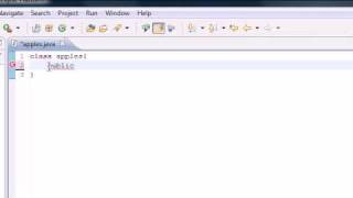 Java Programming Tutorial - 4 - Hello YouTube