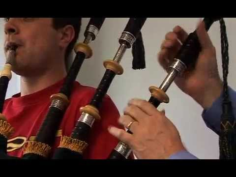 Fitting your Ezeedrone Bagpipe Drone Reeds