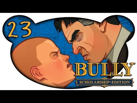 Let's Play Bully: Scholarship Edition (German) #23 - Ich bin der Chef hier!