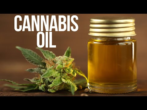 How To Make Cannabis Oil (CBD or THC)