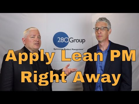 3 Ways to Apply Lean Product Management Right Away