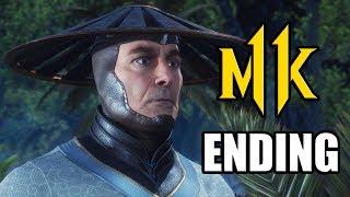 MK11 Best ENDING (Mortal Kombat 11)