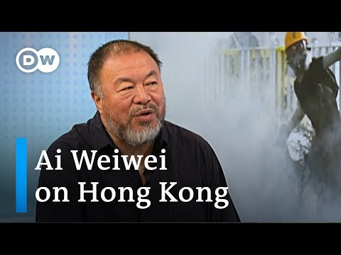 'There is no such thing as a Hong Kong government' | Ai Weiwei on Hong Kong