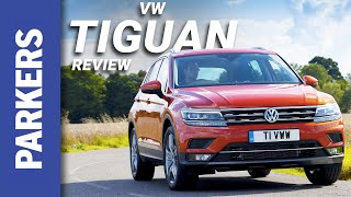 vW Tiguan In-Depth Review  Worth the extra money over cheaper rivals?
