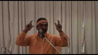 Chinmaya Mission Pledge Talks by Swami Mitrananda - Talk 3