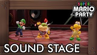 Super Mario Party - Sound Stage Mode (All Difficulties)