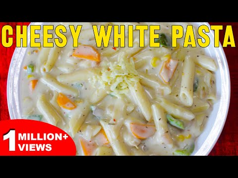 Cheesy White Pasta