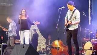Elina Born & Stig Rästa – Goodbye To Yesterday  (live at Narva castle)