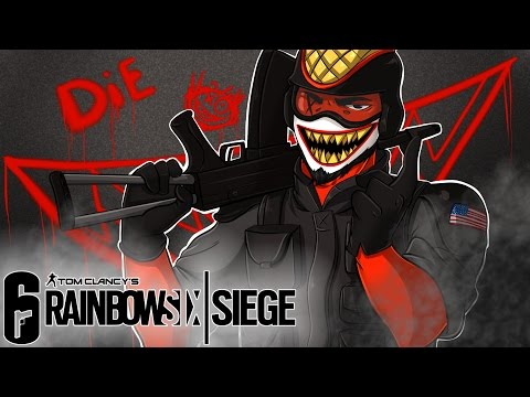 Rainbow Six: Siege | KING OF THIS CASTLE!! (NEW HEADGEAR | SKULL RAIN DLC!) SEASON 3