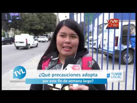 Tu voz local 29 octubre 2018 - Medidas preventivas por fin de semana largo