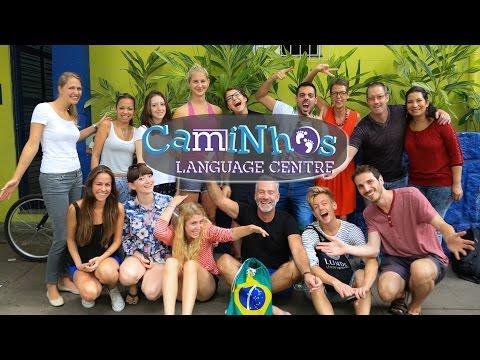 Learn Portuguese in Rio de Janeiro at Caminhos Language Centre