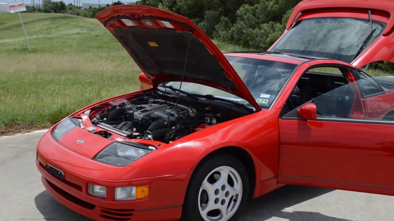 1996 Nissan 300ZX Low Miles Frank\'s Car Barn - Buy, Sell and Trade ...