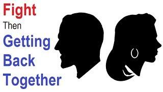 Fight Then Make Up! ASMR Boyfriend Roleplay Argument And Fight Then Get Back Together