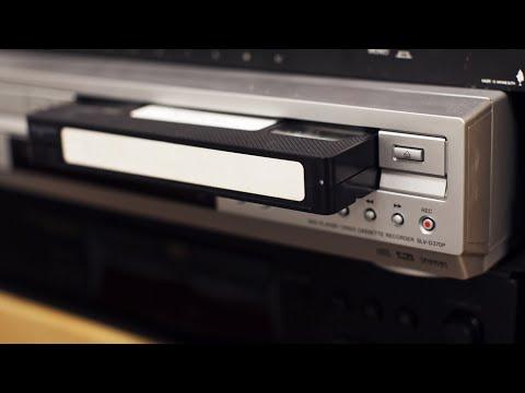 Psycho Kid Breaks His Dad's VCR