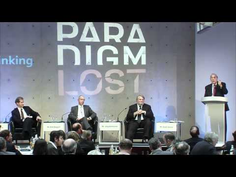 Angel Gurría: Debt: Inflation and Austerity 3/5