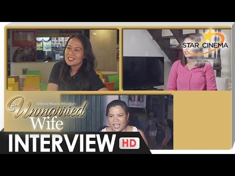 Interview - Kaabang-abang ang ending - 'The Unmarried Wife - 동영상