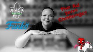 Funko Pop- Ad Icon Challenge
