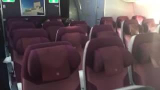 Qatar Airways A350-900 New York JFK to Doha