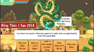 Ngọc Rồng Online - Gọi Rồng Thần 1 Sao Mua Cải Trang Mới
