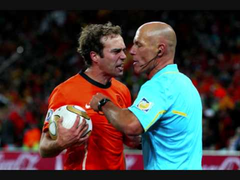 Wavin Flag: Spain v The Netherlands World Cup Final 2010
