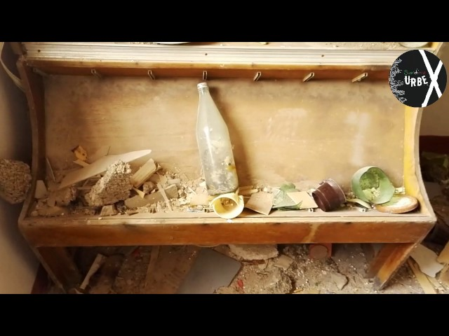 Sardinia Urbex: Podere Abbandonato, Carbonia