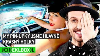 Eklbox: Sexy kočky a Česká miss ve stylu Pin-up