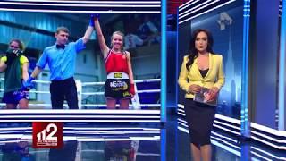 Последние минуты жизни чемпионки по тайскому боксу попали на видео