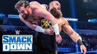 Braun Strowman vs Drew Gulak SmackDown Oct 18 2019
