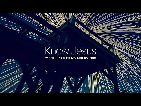 Know Jesus and Help Others Know Him - Ricky Sarthou