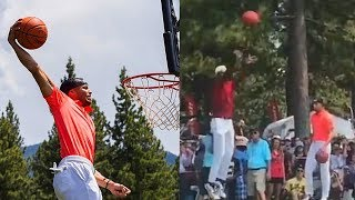 Stephen Curry Turns Golfing Into A Basketball Game and Does 3 Point Contest vs Ray Allen!