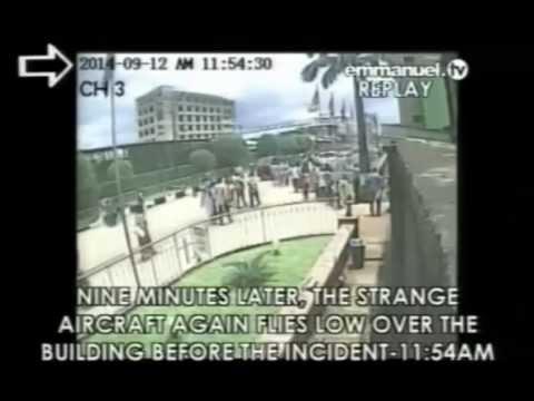 EXCLUSIVE: Security Footage Of Synagogue Collapse &