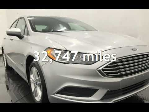 2018 Ford Fusion Hybrid SE for sale in Kissimmee, FL