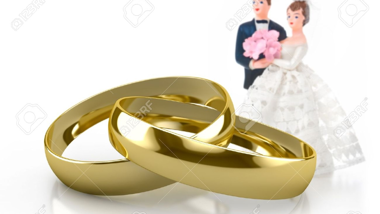 Gold Wedding Rings for Couples Design Ideas - YouTube