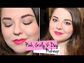 TUTORIAL || Pink, Soft and Girly Valentine's Day Makeup