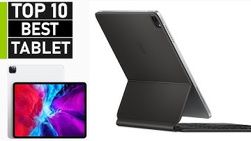 Top 10 Best Tablets that can Replace Your Laptop