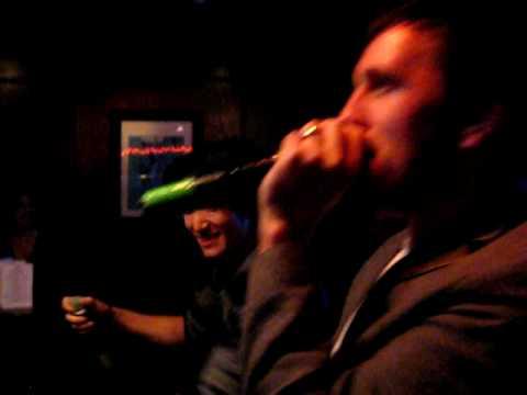 "Chris and Ed - Biz Markie's ""Just a Friend"" Karaoke"