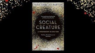 SOCIAL CREATURE | Book Trailer