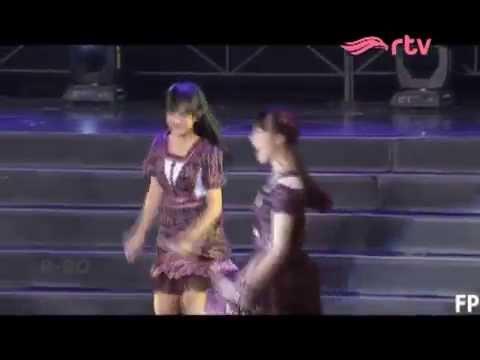 JKT48 - Glass no I Love You @ Konser JKT48 RTV (27-6-2015)