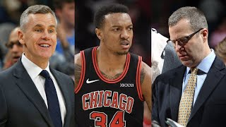 Latest Chicago Bulls News! Bulls FIRE 2 Scouts! Wendell Carter Jr, Billy Donovan Staff & More!