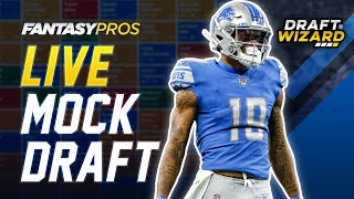 Live Mock Draft with Mike Tagliere 2.0 (2020 Fantasy Football)