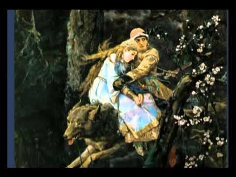 Сказки А.С. Пушкина глазами Билибина