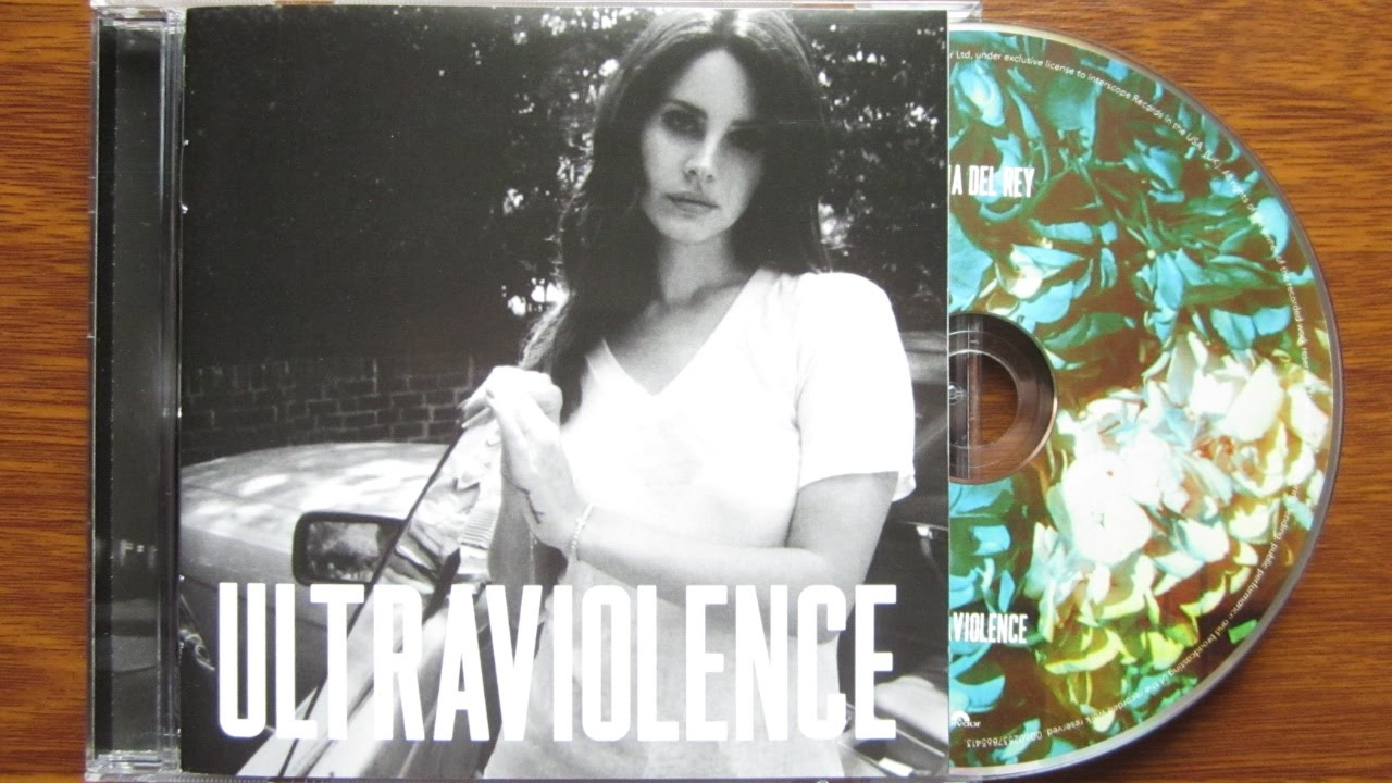 Lana Del Rey Ultraviolence Unboxing Cd Youtube