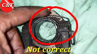 How to install Bearing Clutch Cover,How to install Clutch dies,How install bearing Clutch ,