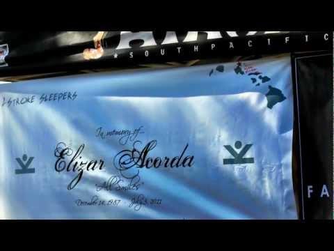 Elizar Acorda Memorial Paddle Out