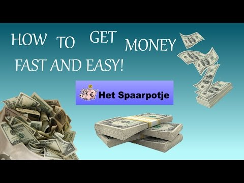 HOW TO GET MONEY FAST AND EASY! With Euroclix