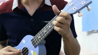 情人節禮物《對面的女孩看過來》 ukulele 烏克麗麗 教程