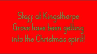 Merry Christmas from all of us at KGPS!