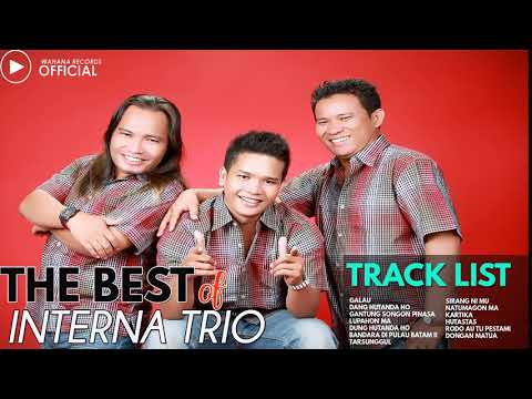 LAGU BATAK TERBARU 2018 THE BEST OF INTERNA TRIO - LAGU BATAK FULL ALBUM INTERNA TRIO